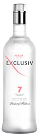 Exclusiv Vodka Peach 7